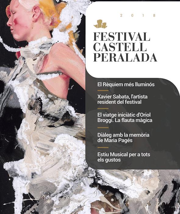 Proscenium construeix una app pionera pel Festival Castell de Peralada